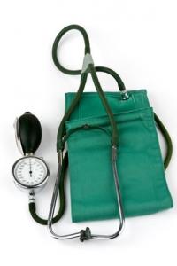 Klassisches Blutdruckmessgerät